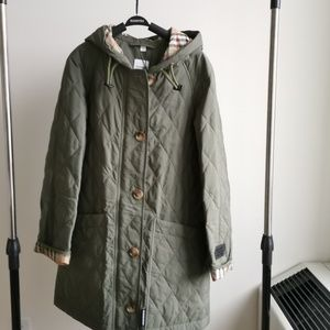 Burberry Fall Coat